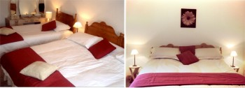 4-star Self-catering holiday accommodation at Fern Cottage, Churchill, Donegal.
