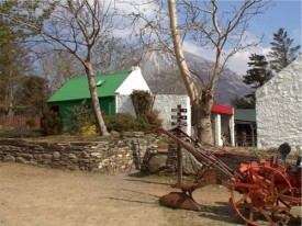 Dunlewey Centre, Gweedore, Donegal. Traditional heritage centre.