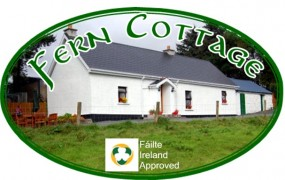 Fern Holiday Cottage, Donegal